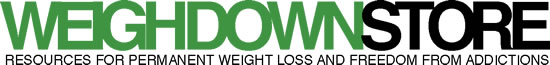 The Weigh Down Ministries Official Store Logo