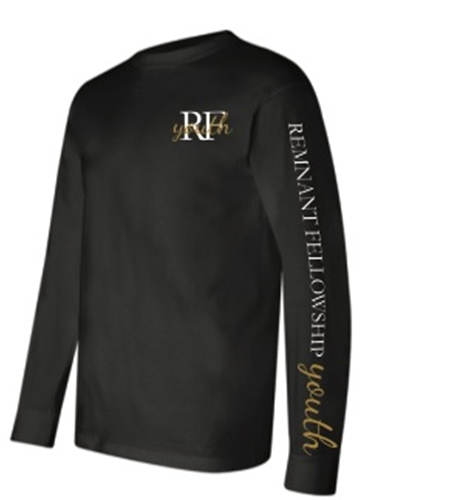 Remnant Fellowship Youth Long Sleeve T Shirt