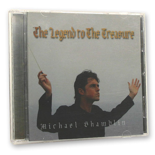 The Legend to The Treasure - CD