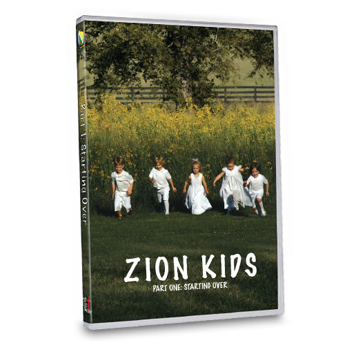 Zion Kids DVD: Part I Starting Over