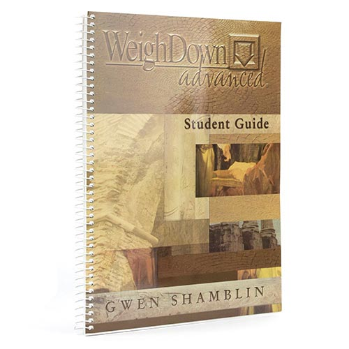 Weigh Down Advanced Workbook