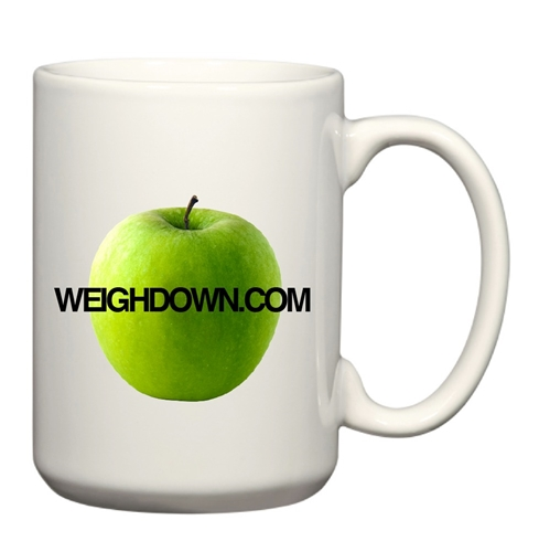 Weigh Down Mug