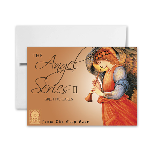 The City Gate Stationery: Angel II Series