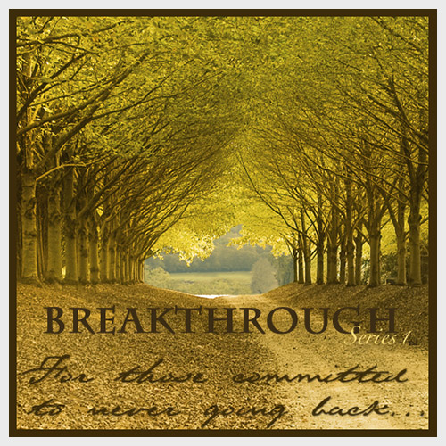 THE BREAKTHROUGH SERIES Class