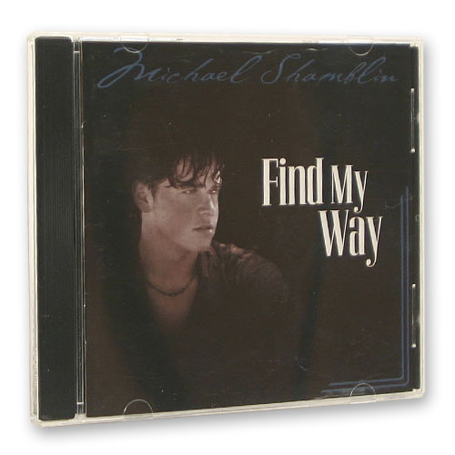 Find My Way CD