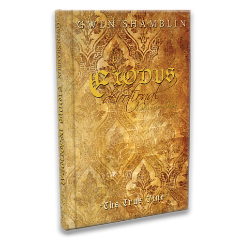Exodus Devotional:  The True Vine - Hardcover Book