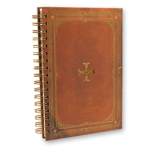 Legend to the Treasure Spiral Journal