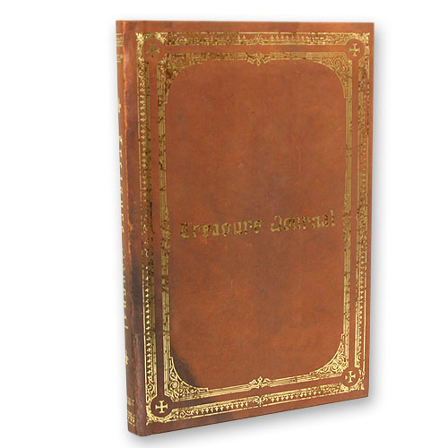 Legend to Treasure Keepsake Journal