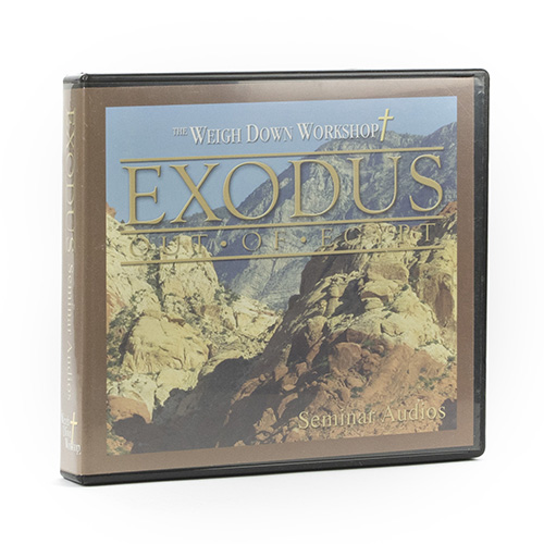 Exodus Out of Egypt - Change Series Audios