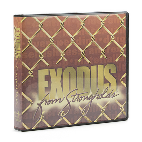 Exodus From Strongholds CD Set