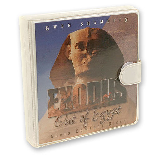 EXODUS Out of Egypt Original 12-CD Pack