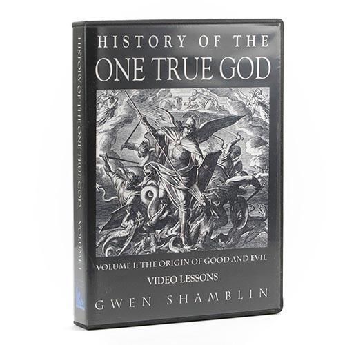 History of The One True God DVD Set