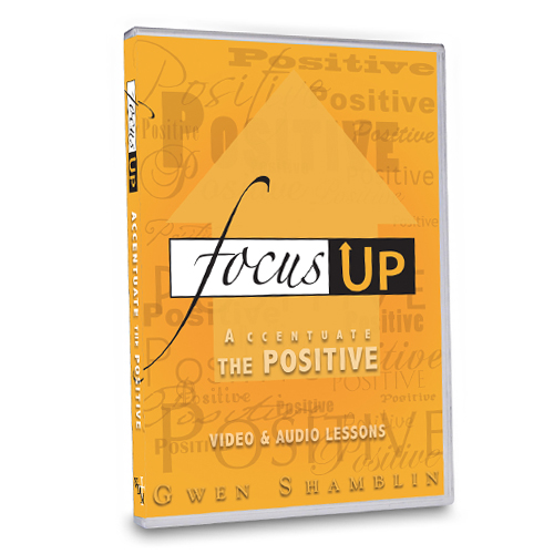 Focus Up DVD & CD Set