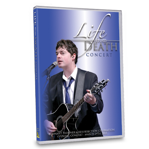 Life From Death Music Concert DVD & CD Set