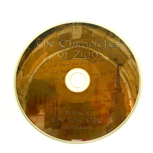 Chronicles of Zion CD