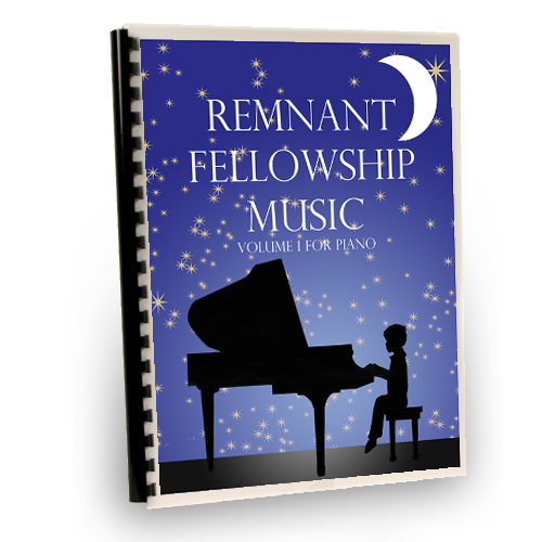 Remnant Fellowship Piano Book