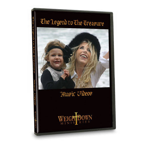 Legend to The Treasure Music DVD