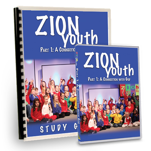 Zion Youth: A Connection With God (DVD & Workbook)