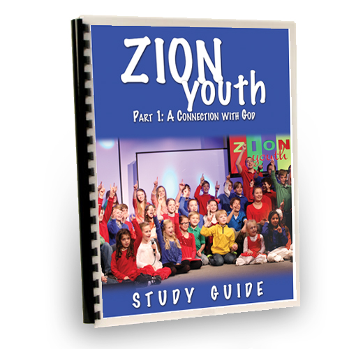 Zion Youth: A Connection With God Workbook