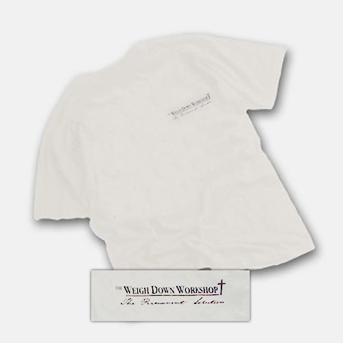 "WDW ""Permanent Solution"" T-Shirt"