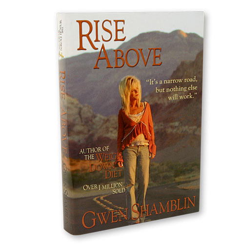 Rise Above - Hardcover Book