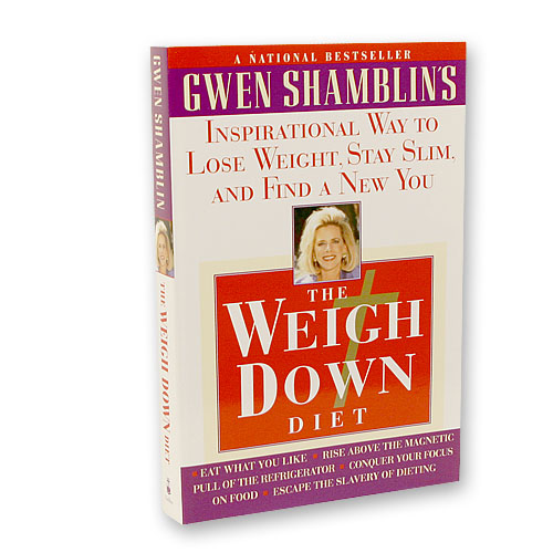 Weigh Down Diet - Paperback Book