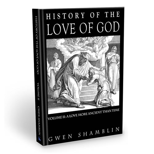 History of the Love of God Hardcover Book