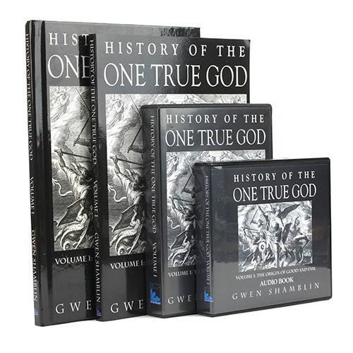 History of The One True God DVD Study