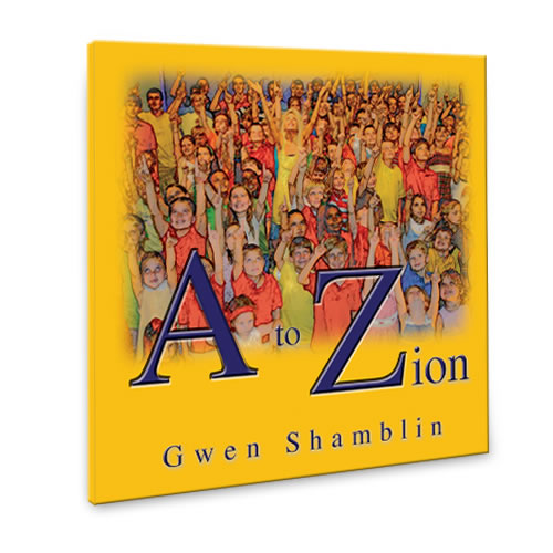 A to Zion Children's Book