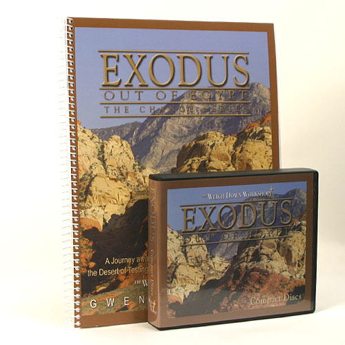 EXODUS OUT OF EGYPT - CHANGE SERIES Class