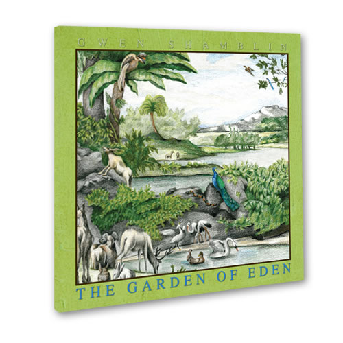 The Garden of Eden Children's Book