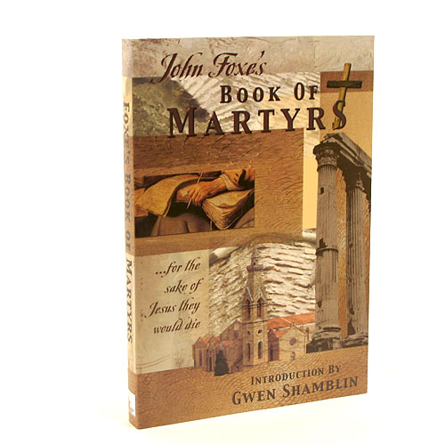 Foxe's Book of Martyrs : Paperback Book & Music CD