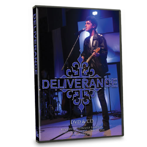 Deliverance Music Concert DVD & CD Set
