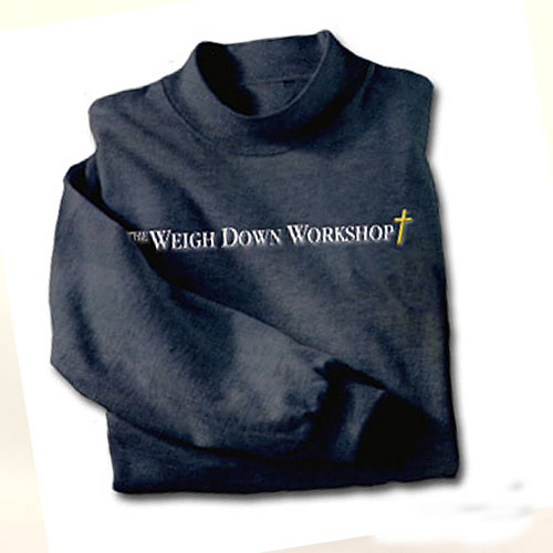 WDW Sweatshirt - black with white
