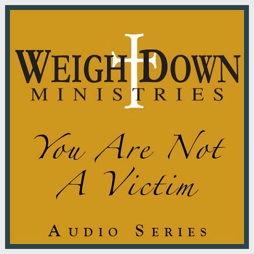 You Are Not A Victim Series Audio MP3 Set