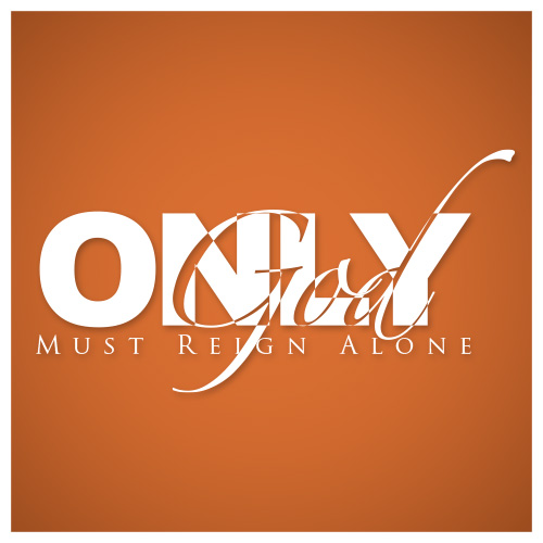 Zion Youth: Only God Must Reign Alone (5 DVDs & Workbook)