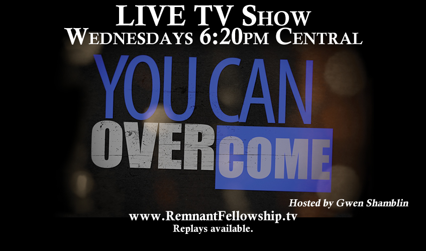 Join Us for You Can Overcome Season 6!