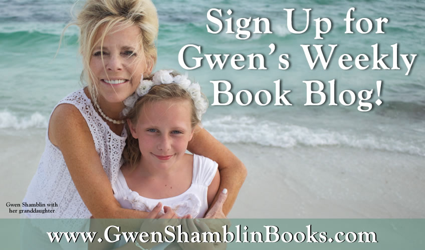 Subscribe to Gwen Shamblin's book blog!