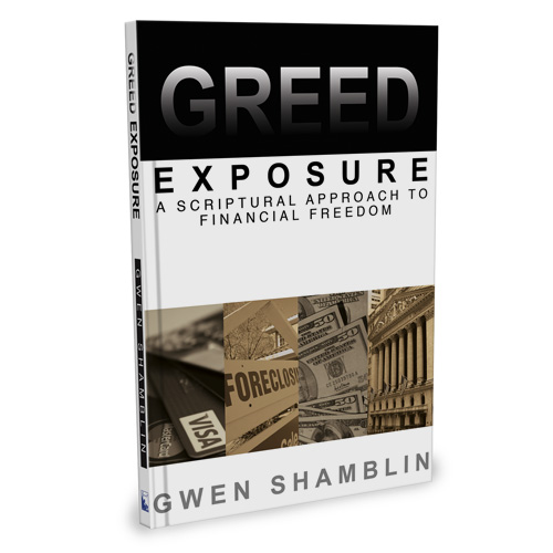 Greed Exposure logo
