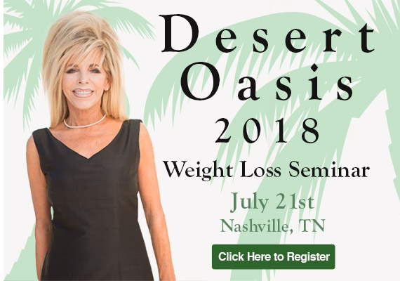 Join us for Desert Oasis