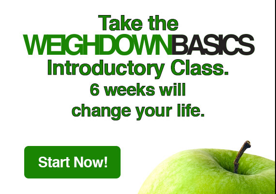 Take Weigh Down Basics Now