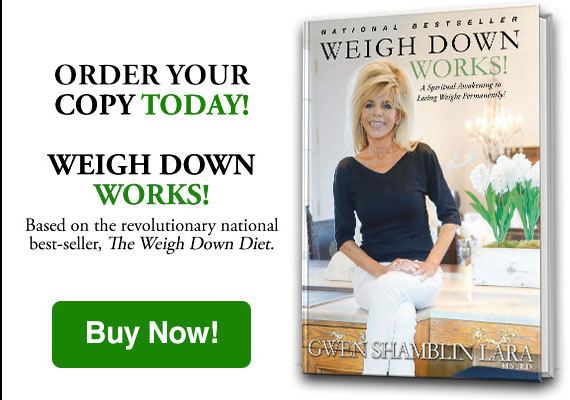 Weigh Down Works by Gwen Shamblin Lara