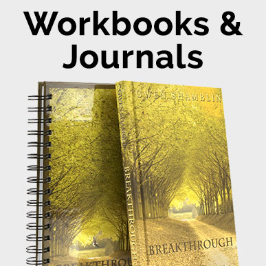 Weigh Down Workbooks Journals and TruthCards