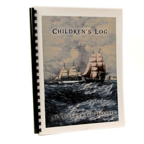 Children's Treasure Devotional Workbook for gradeschoolers